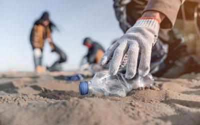 Tally's Beach Clean-Up at St. George Island
