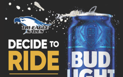 Local Anheuser-Busch wholesaler, Tri-Eagle Sales, launches new program, Decide to Ride, to   Promote Alcohol Responsibility